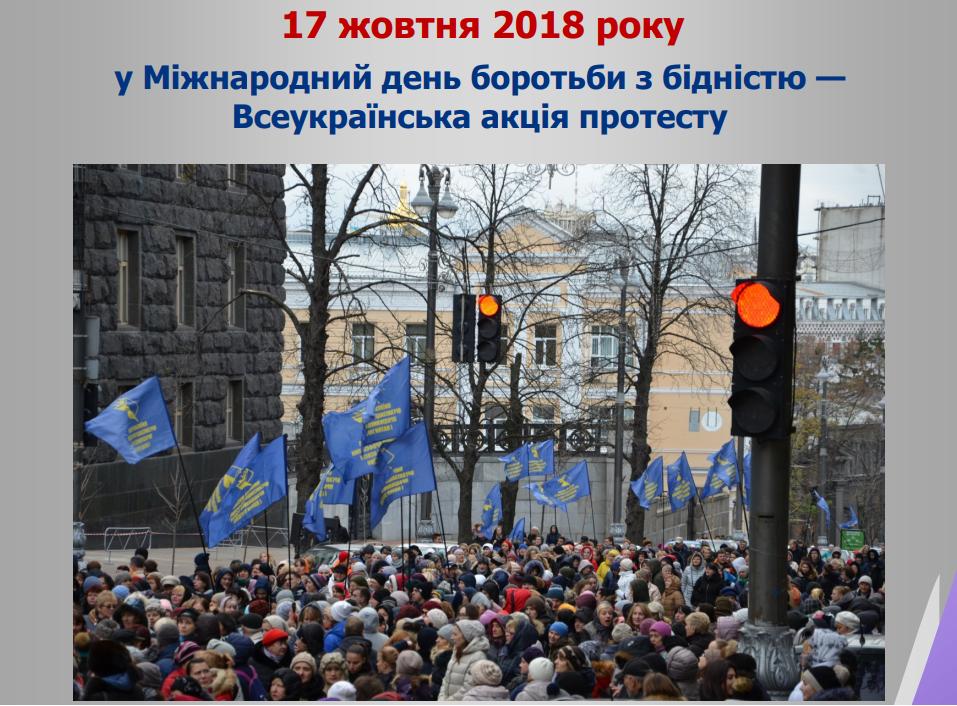 Всеукраїнська акція протесту 17 жовтня 2018 року