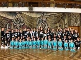 Школа аеробної гімнастики в Спорткомплексі КПІ
